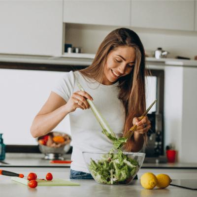 Entenda como a alimentação influencia na sensação de bem-estar