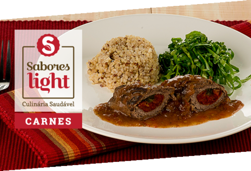 Sabores Light - Carnes