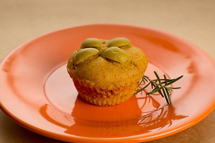 Muffin de Frango