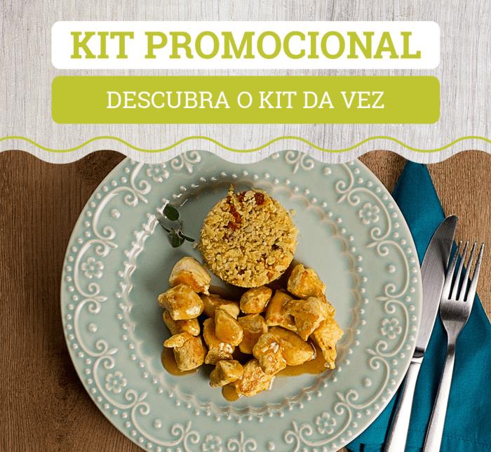 Kit promocional 20 pratos