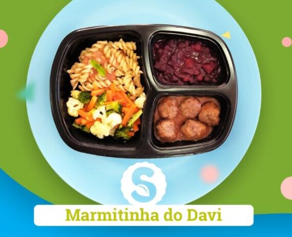 MARMITINHA DO DAVI